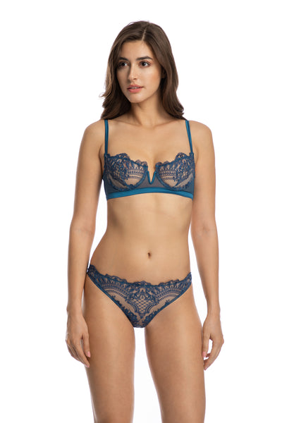 I Found My Love In Portofino Brief in Endless Blue - I.D. Sarrieri