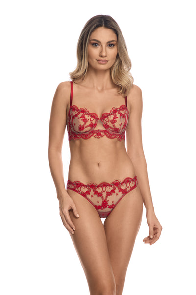 Lolita Briefs in Red - I.D. Sarrieri