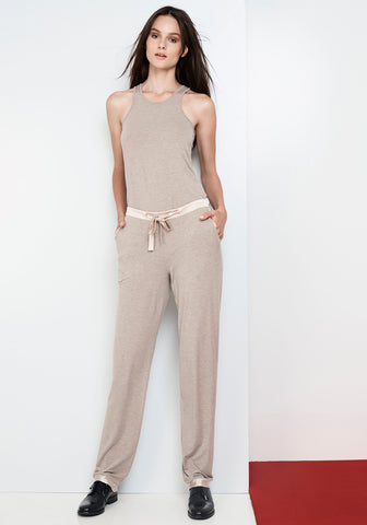 Café Crème Long Pants - I.D.Sarrieri