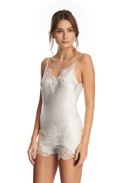 Felicity Camisole in Ivory - I.D. Sarrieri