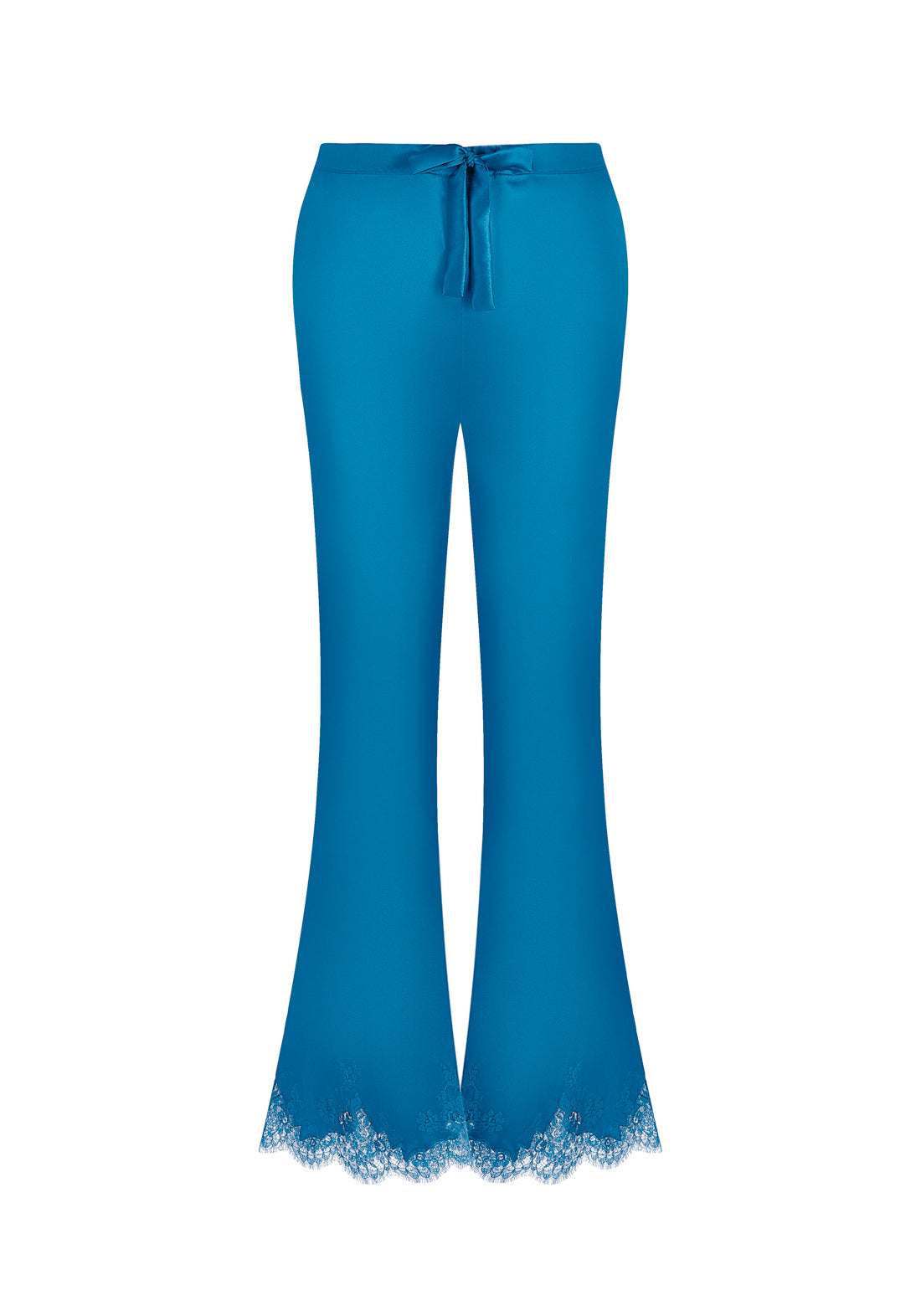 East of Eden Long Pants in Indian Blue