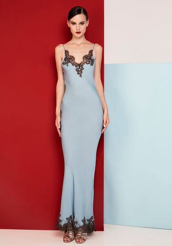 Hôtel Particulier Long slip dress - I.D.Sarrieri