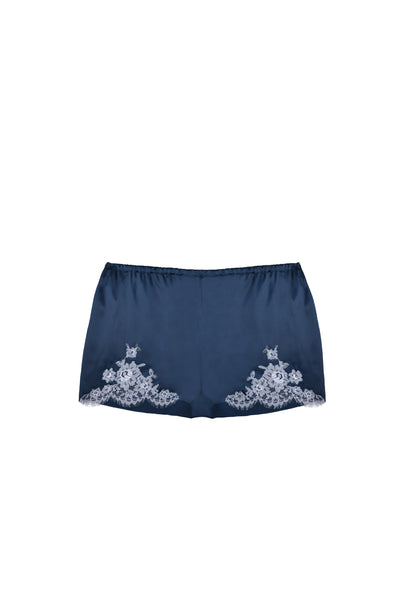Hôtel Particulier Shorts in Navy - I.D. Sarrieri