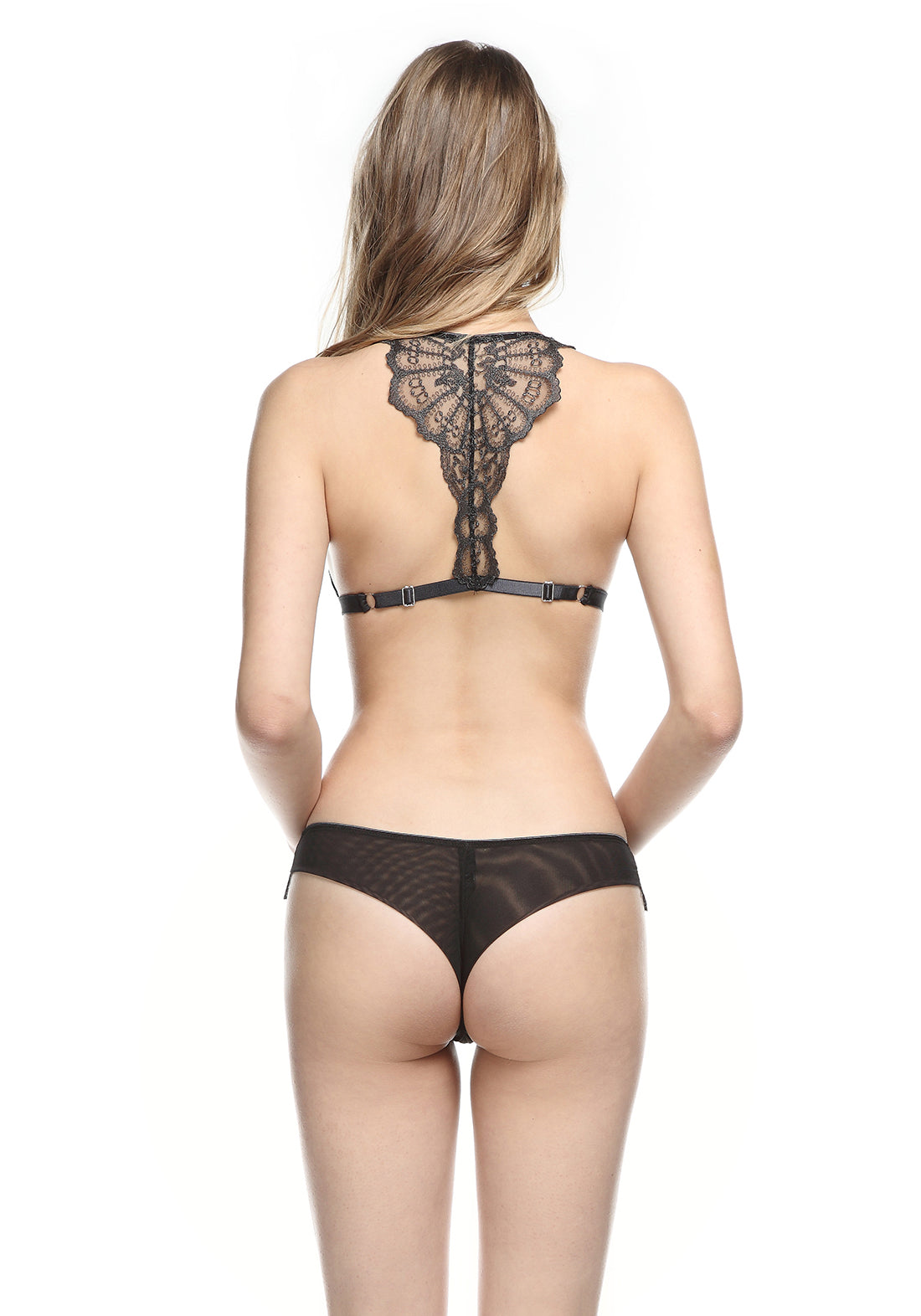 Coup de Foudre Thong in Moonshine