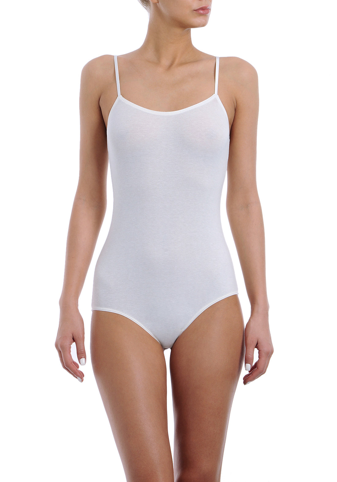 Lys d'Hiver Bodysuit in Ivory