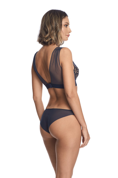 Questa Sera Brief in Midnight Blue - I.D. Sarrieri