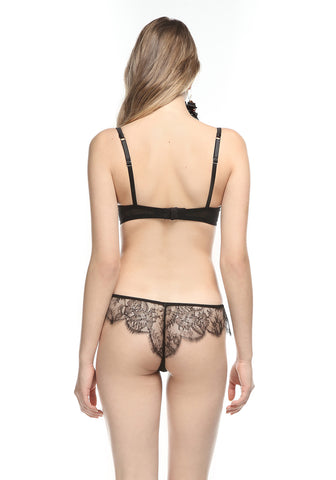 Coeur Sauvage Lace Thong