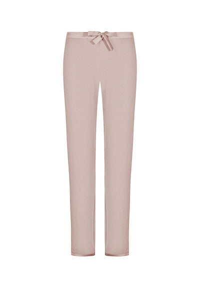 Isolde Long Pants in Almond Nude - I.D. Sarrieri
