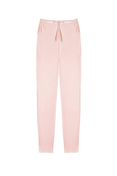 Kensington Mornings Pants in Rose - I.D. Sarrieri
