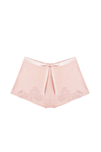 Kensington Mornings Shorts in Rose - I.D. Sarrieri