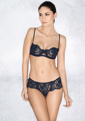 Nuit Interdit Brazilian Brief in Black