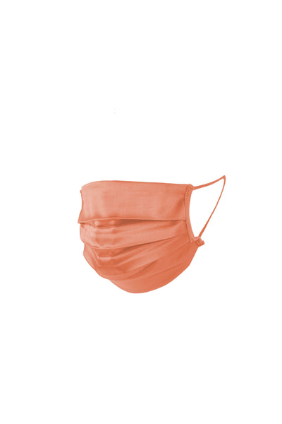 Maria Mask Silk in Light Peach - I.D. Sarrieri