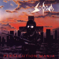 Sodom - Persecution Mania LONG SLEEVE BODYCON - Speed Clothes