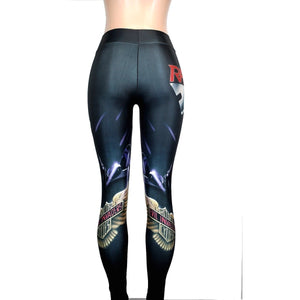 Razor - Evil Invaders - LEGGINGS - Speed Clothes