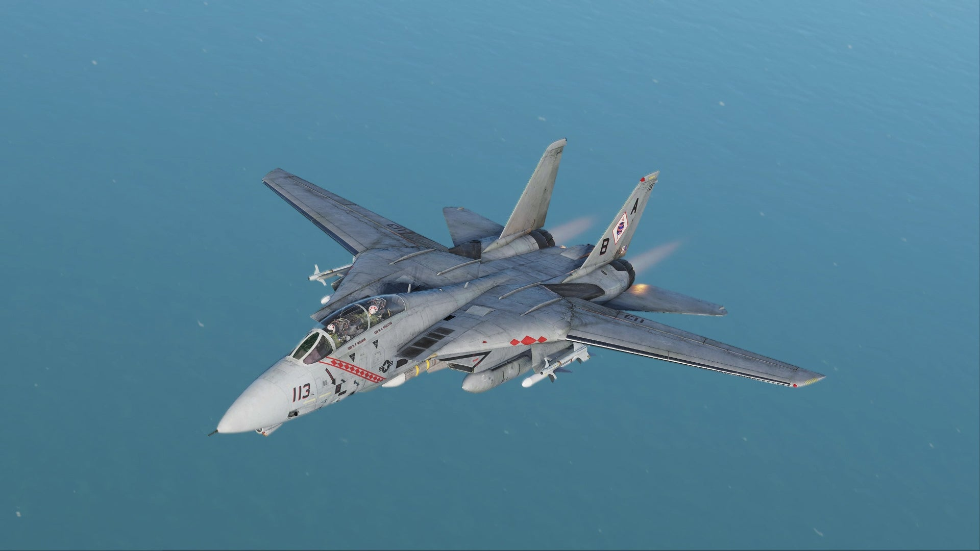 Pre-Order DCS: F-14A/B by Heatblur Simulations Crew-Pack (2 licenses)