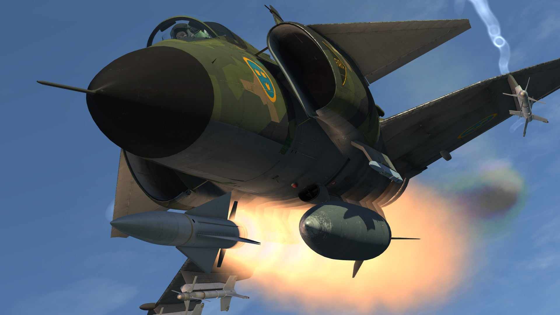 DCS: AJS-37 Viggen by Leatherneck Simulations