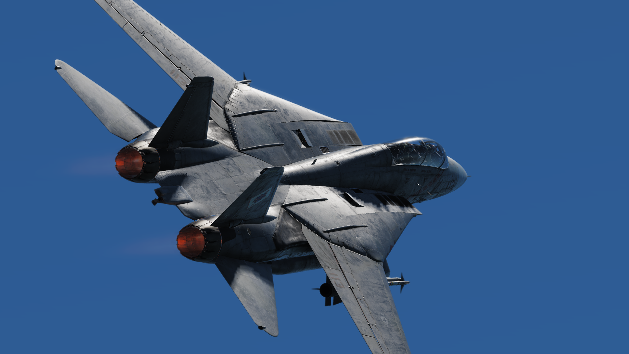 DCS: F-14A/B by Heatblur Simulations Crew-Pack (2 licenses)