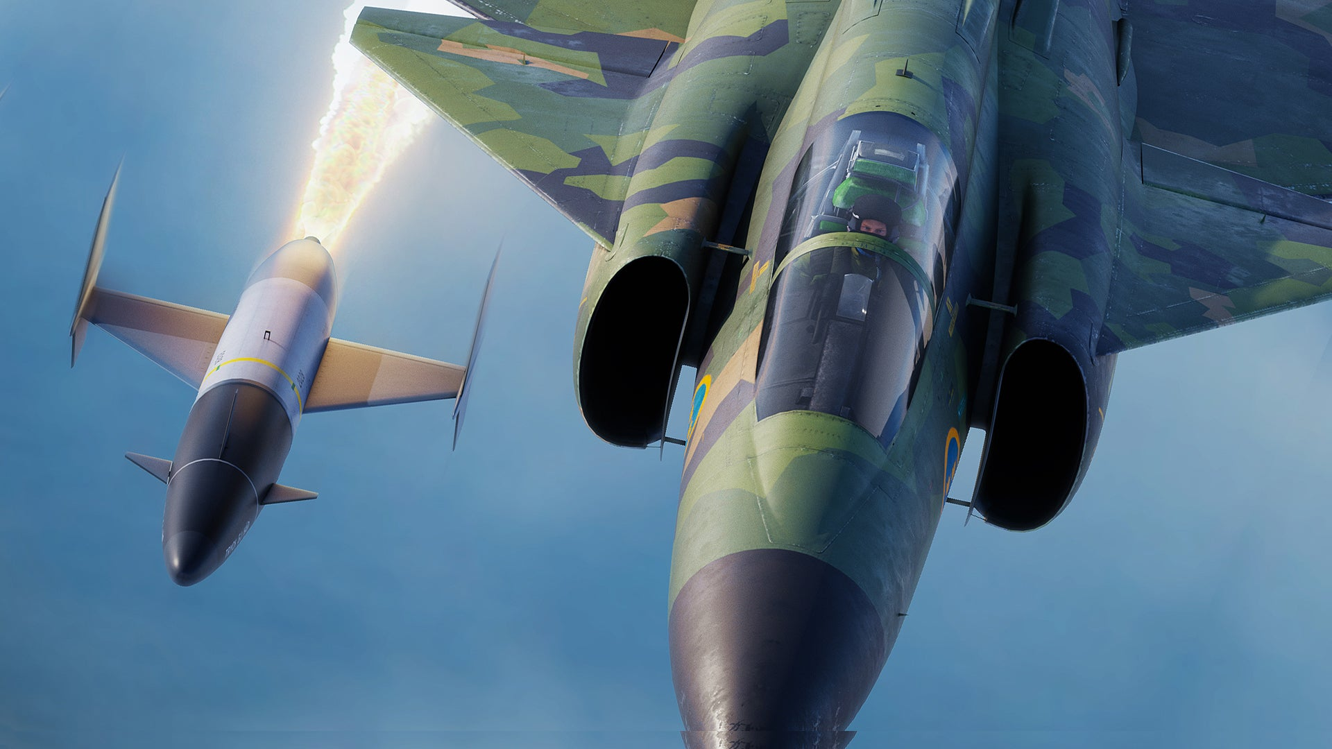DCS: AJS-37 Viggen by Heatblur Simulations