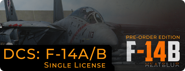 Pre-Order DCS: F-14A/B by Heatblur Simulations