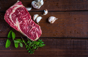 Rib Eye Steak 8oz (210 - 240g)