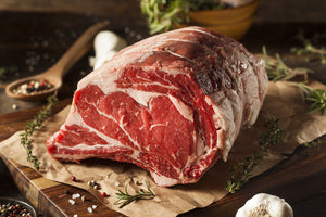 Beef Rib Dry Aged Grass Fed (2 bone 2.2 - 2.4kg)