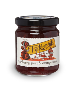 Cranberry, Port & Orange Sauce 250g
