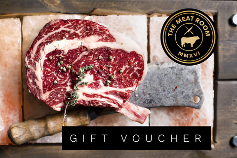 Meat Room Gift Voucher