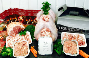 Turkey Whole Bird Free Range Hamper