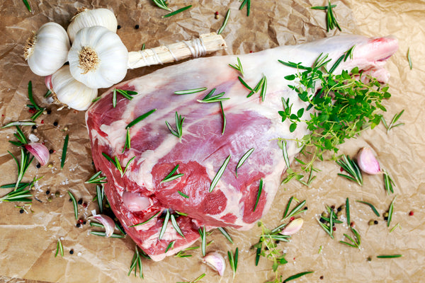 Lamb Leg Joint Bone In