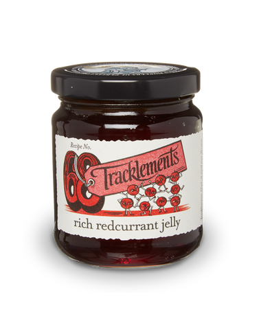 Rich Redcurrant Jelly 250g