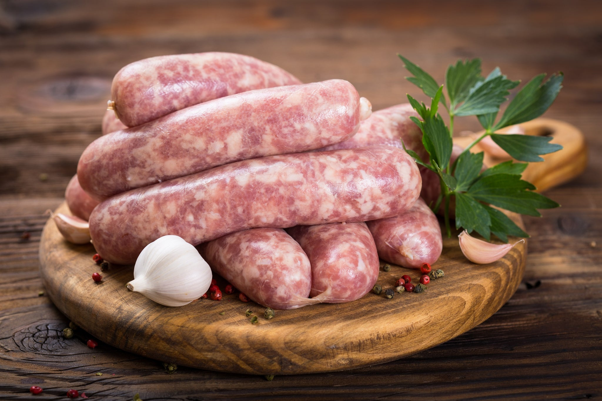 Turkey Sausages Healthy Choice