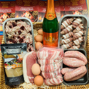 All you need Christmas hamper