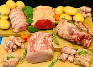 The Mixed Meat Hamper