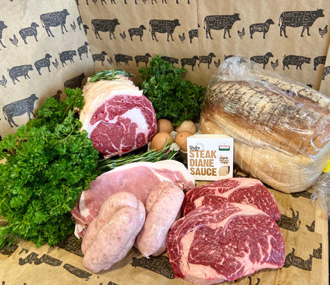 Father's Day meat box