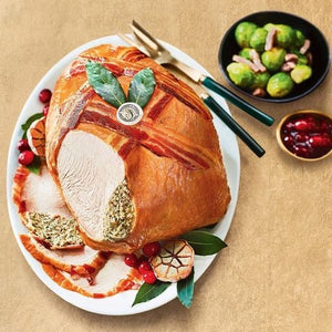 Bone In Stuffed Turkey Crown,