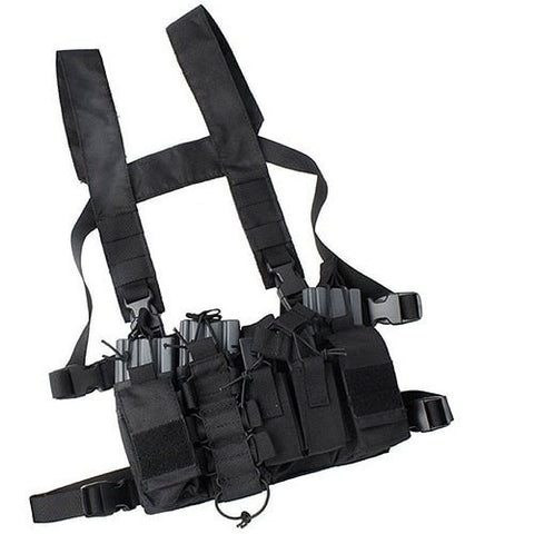 Hostile Environment Chest Rig (Black)