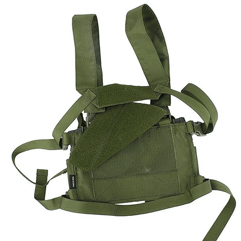 Hostile Environment Chest Rig (Olive Drab)