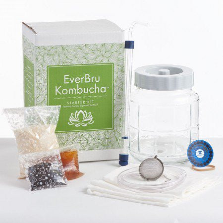 EverBru Kombucha Making Starter kit