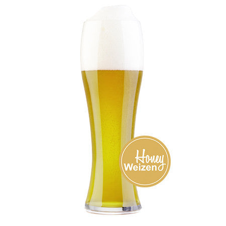 Honey Weizen Extract Recipe Kit - 5 US Gallon