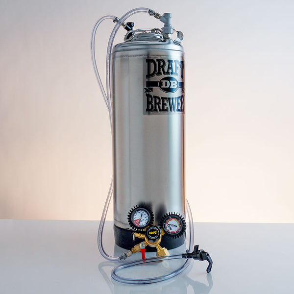 Draft Brewer Single Keg System