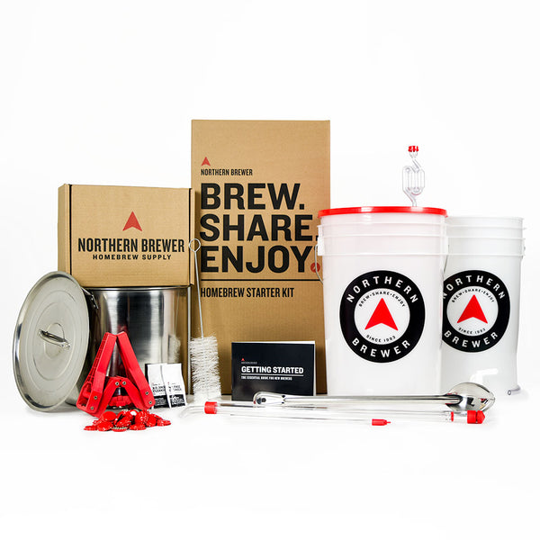 Brew Share Enjoy Homebrew Starter Kit
