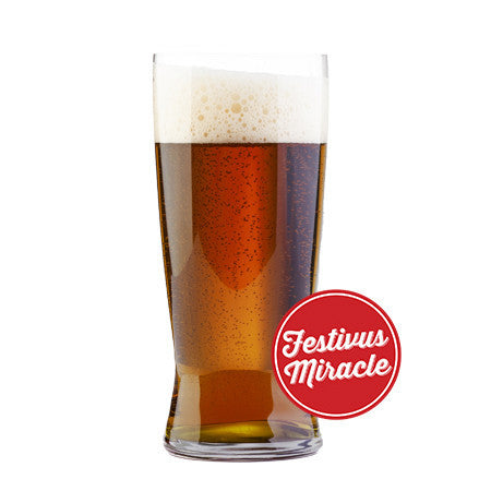 Festivus Miracle Holiday Ale Extract Recipe Kit - 1 US Gallon