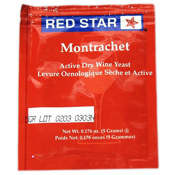 Red Star Montrachet Yeast