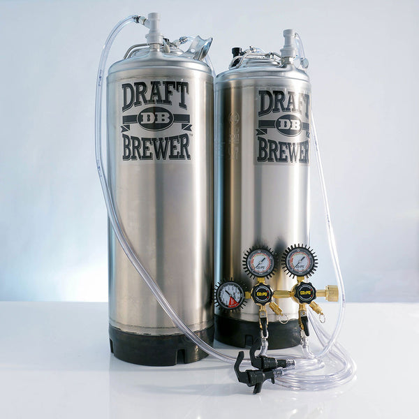 Draft Brewer Flex Keg System