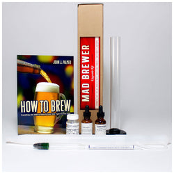 Mad Brewer Beer Testing Kit
