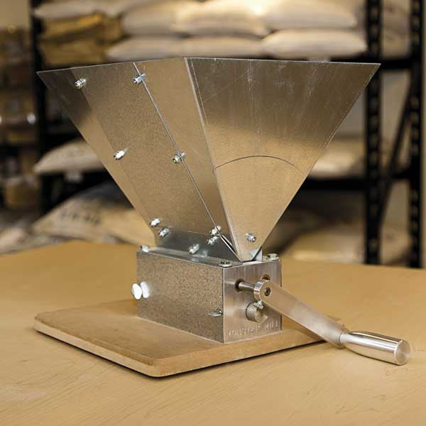 Monster Mill 3-Roller Grain Mill Package
