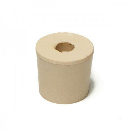 #5 Drilled Rubber Stopper