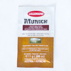 Danstar Munich Wheat Beer Dry Yeast