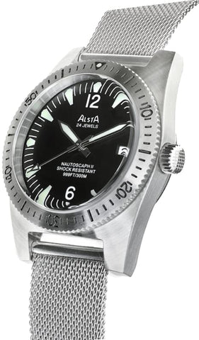 Alsta Nautoscaph II - Boutique Watch Shop