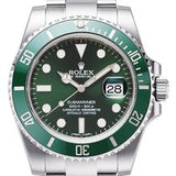 Rolex Submariner Date Watch 904L Steel - 116610LV - Boutique Watch Shop